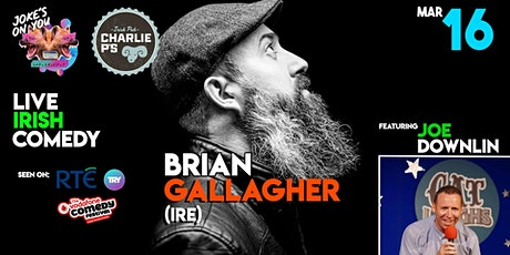 Vienna Paddy's Day Comedy Invasion! Tickets