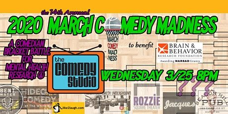 March Comedy Madness!!! For mental health research tickets