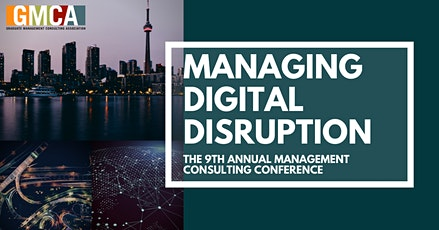 GMCA's 9th Annual Management Consulting Conference tickets