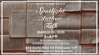 Spotlight Author Talk tickets