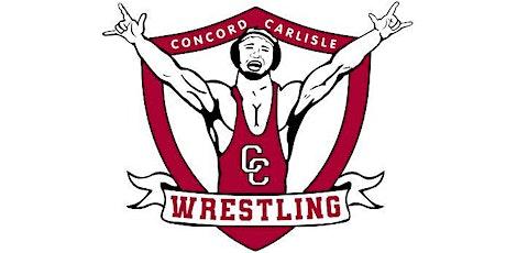 CCHS Wrestling 2020 Team Banquet tickets