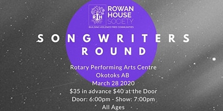 Songwriter's Round tickets