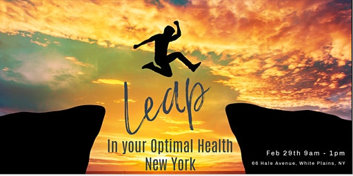 LEAP into your Optimal Health New York