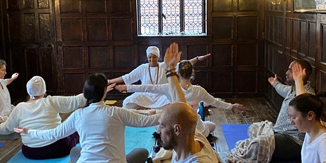 Kundalini Yoga - Experience your Soul tickets