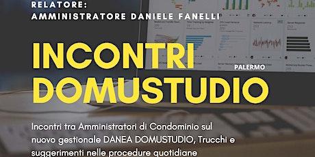 PALERMO INCONTRO TRA AMMINISTRATORI DI CONDOMINIO DANIELE FANELLI biglietti