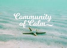 Community of Calm Inc. logo