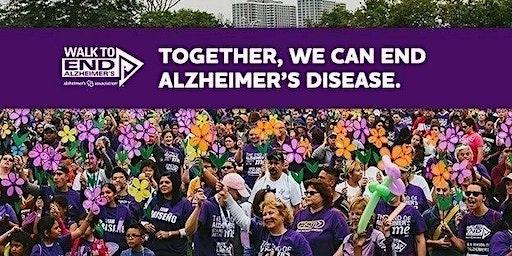 Sonoma-Marin Walk to End Alzheimer's Volunteer Info Mixer