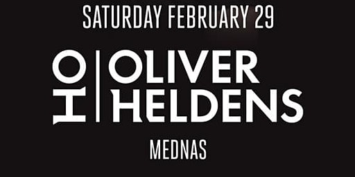MIAMI BEACH 2020 PRESENTS OLIVER HELDENS LIVE