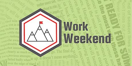 Work Weekend 20.1 ingressos
