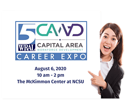 WRAL Capital Area Career Expo 2020 - Employer Sign-up