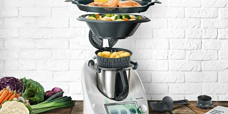 Thermomix®  FREE Cooking Demonstration tickets