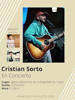 Cristian Sorto Concierto en IASD Su Casa
