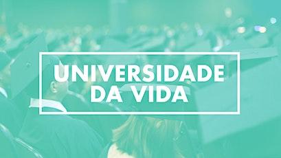 5a aula - Universidade da Vida - Equipe Vermelha ingressos