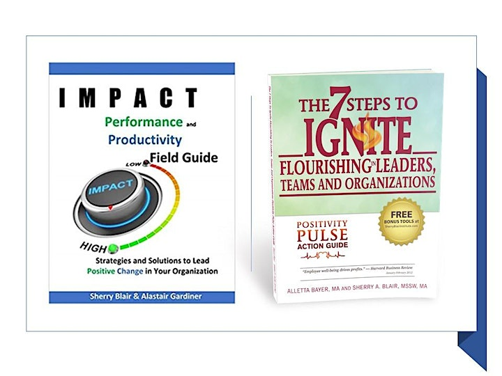 Lead POSITIVE CHANGE in YOUR Workplace:  IMPACT MASTERMIND EVENT image
