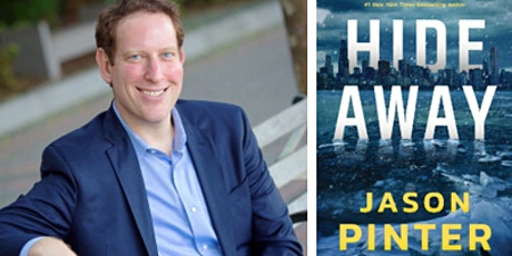 Book Launch: HIDE AWAY by Jason Pinter tickets