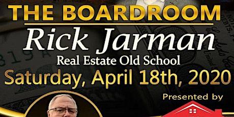 The Boardroom tickets