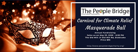 Carnival for Climate Relief Masquerade Ball tickets
