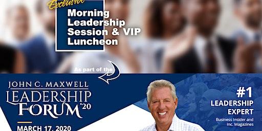 """John Maxwell """"LIVE"""" in Columbia, SC"""