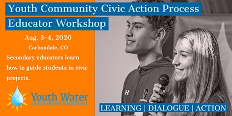 Youth Community Civic Action Process Educator Workshop tickets