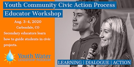 Youth Community Civic Action Process Educator Workshop
