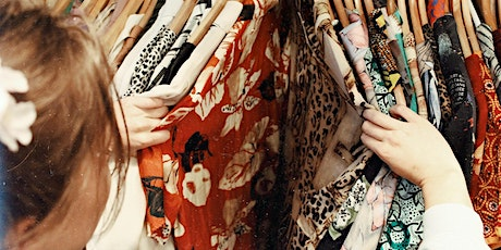 Clothing Swap with Cal ReUSE tickets