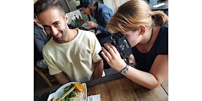 Cameras in Cafes - A regular social photo event