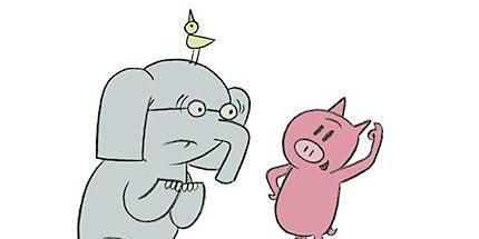 Piggy and Elephant by Mo Willems