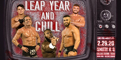 LIONS PRIDE SPORTS presents Leap Year and Chill