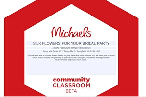 Silk Flowers For Your Wedding Party