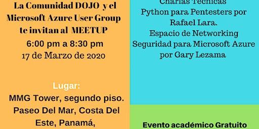 Comunidad DOJO InfoSec - Meetup  Marzo 2020 ( No. 17)