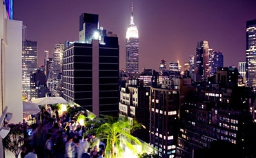 #1 FRIDAY NIGHT PARTY | SKY ROOM BEST VIEW OF NYC tickets