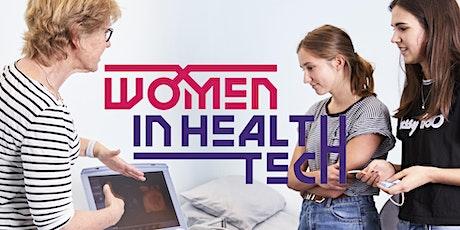 Women in HealthTech – Networking & HealthTech Innovation Showcase tickets