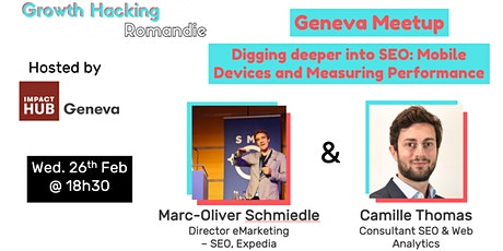 Digging deeper into SEO: Mobile Devices and Measur tickets