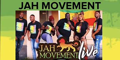 Jah Movement tickets