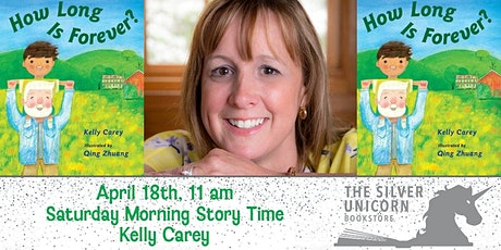 Saturday Morning Storytime: Kelly Carey tickets