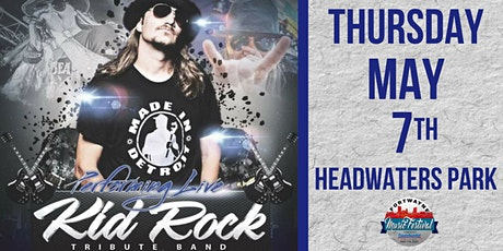 KID ROCK tribute at Headwaters tickets