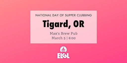 #NDOSC: Tigard, OR