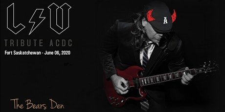Live Voltage - AC/DC Tribute at The Bears Den in Fort Saskatchewan tickets