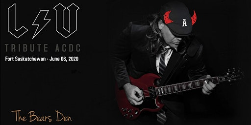Live Voltage - AC/DC Tribute at The Bears Den in Fort Saskatchewan