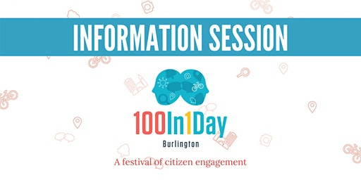 100in1Day Burlington Information Session