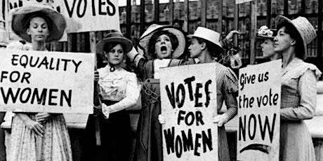 A Walk through Women's History Brunch tickets