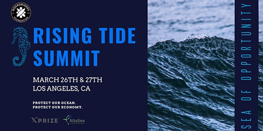 Rising Tide Summit 2020 | March 26th and 27th