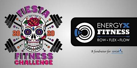 Fiesta Fitness Fundraiser - Energy X Fitness tickets