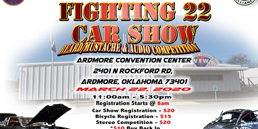 Fighting 22 Car Show