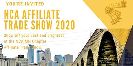 NCA Affiliate Trade Show 2020 tickets