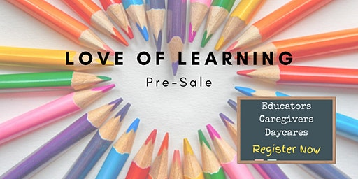Spring/Summer 2020 Finders Keepers Love of Learning Presale