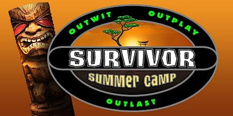 Survivor Summer Camp tickets