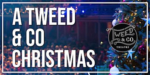 A TWEED & COMPANY CHRISTMAS STOCO