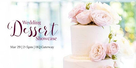 Wedding Dessert Showcase tickets