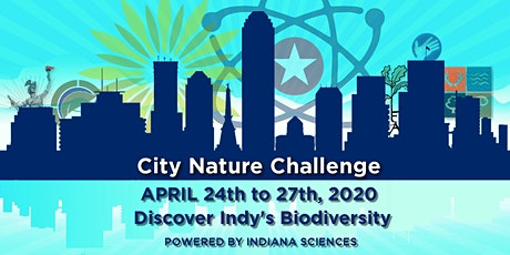 Indianapolis City Nature Challenge tickets